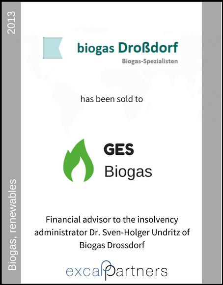 Biogas Drossdorf