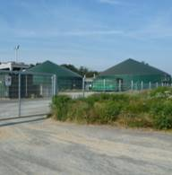 Biogasanlage Ueffeln