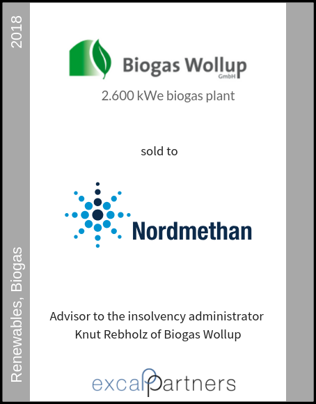 Biogas Wollup