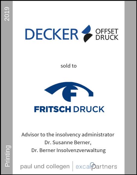 Decker Offset